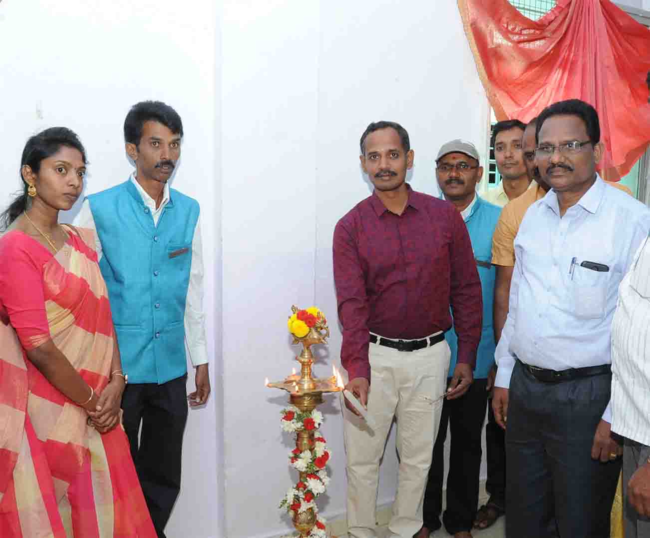 Digital Class room inaugurated