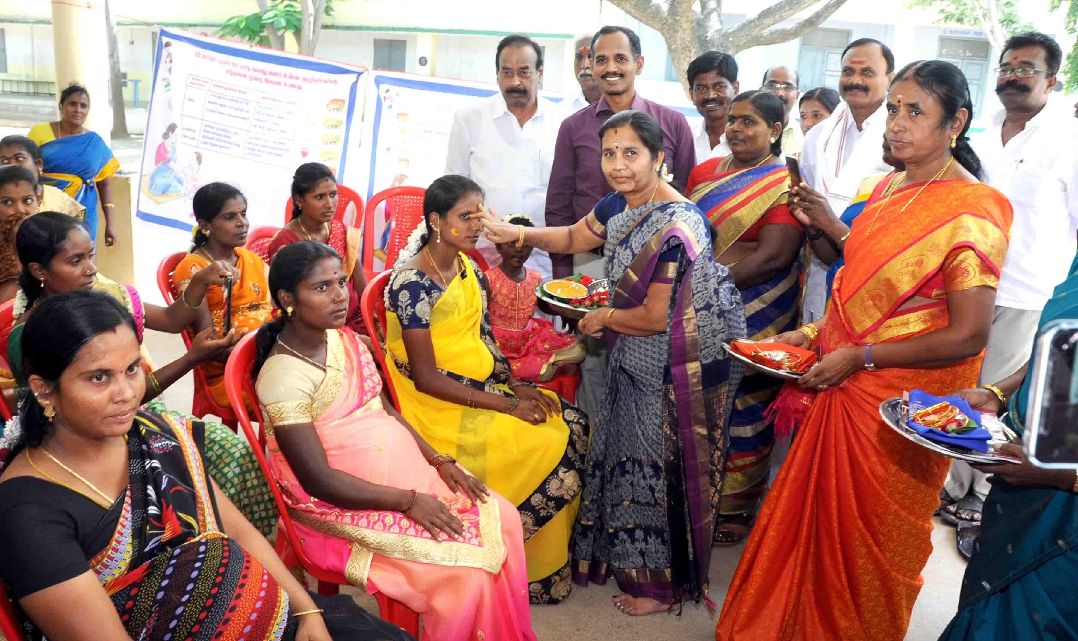 Samuthaya Valaikappu  Press Release
