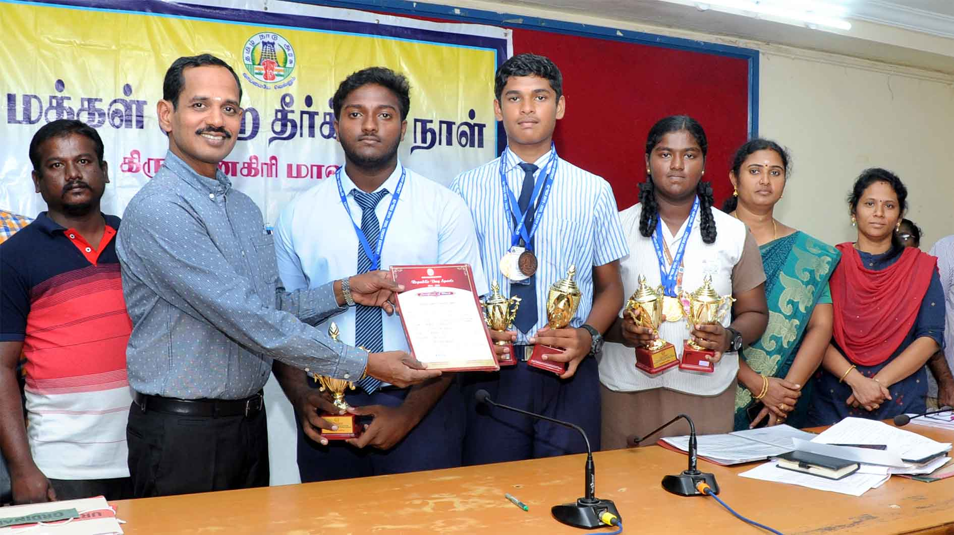 National level Athletic Competitions