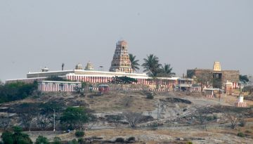 Chandra Choodeswaraa Temple Hosur