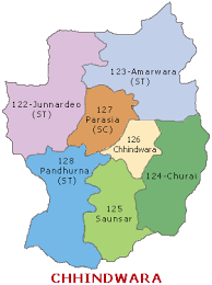 Assembly Constituencies of Chhindwara