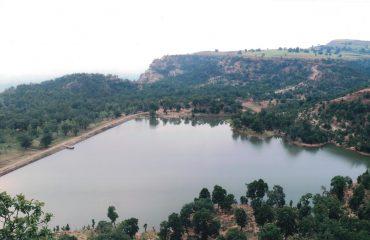 Tamia Reservoir
