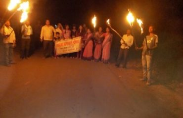 SVEEP Mashal Rally