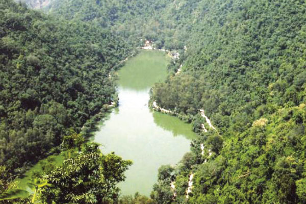 View Sri Renuka Ji Lake