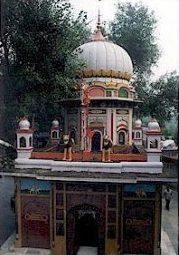 Temple Mata Bala Sundari Trilokpur