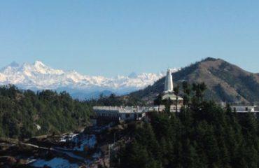Maa Bhagyani Temple Haripurdhar