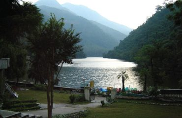 Renuka Ji Lake view in evening