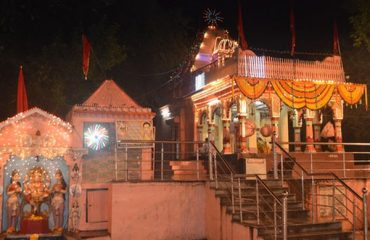 Raj Rajeshwari Temple Shajapur