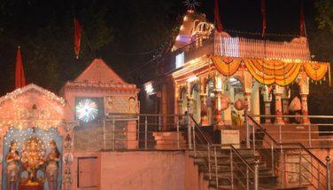 राज राजेश्वरी मंदिर शाजापुर