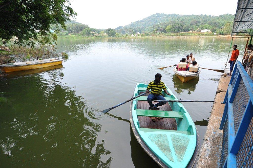 Yelagiri Hills - Lake