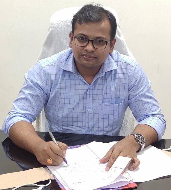 Amar Kushawha, IAS