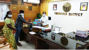 Collector and Civil Service Exam Cleared Person