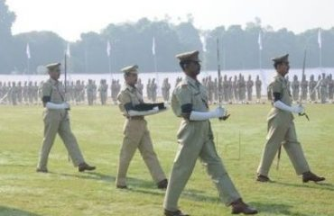 Police Line Moradabad Passing out Parade
