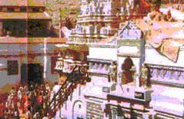 ಯಲ್ಲಮ್ಮಾ ದೇವಸ್ಥಾನ - ಸವದತ್ತಿ