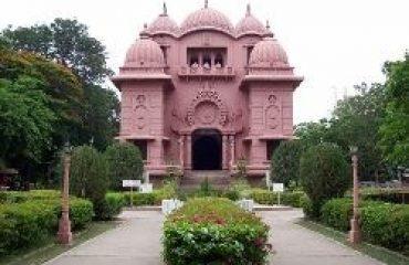 શ્રી રામકૃષ્ણ આશ્રમ.