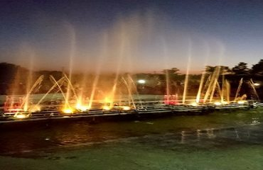 Iswariya Park Musical Fountain