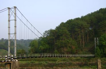 syntu ksiar suspension bridge