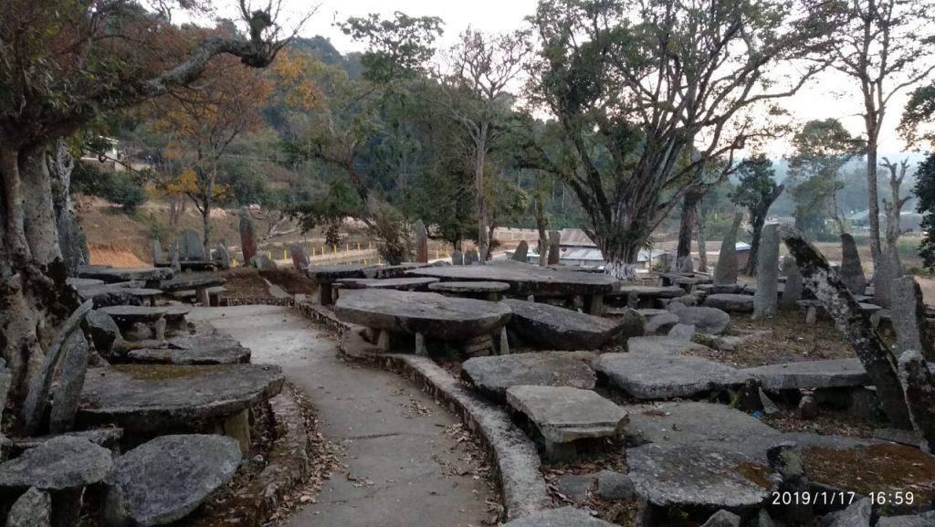 Nartiang Monoliths Image