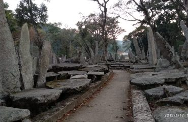 Monoliths at Nartiang
