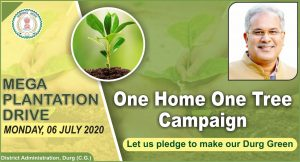 One Home One Tree Campaign