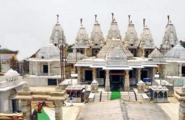 मंदिर नगपुरा तीर्थ दुर्ग