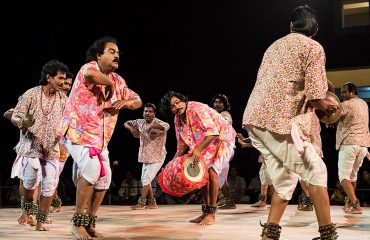 पंथी नृत्य