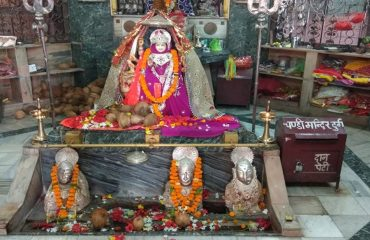 Chandi Mata Mandir Durg