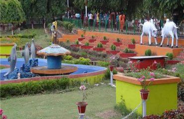 Garden in Maitri Bagh 2 Bhilai
