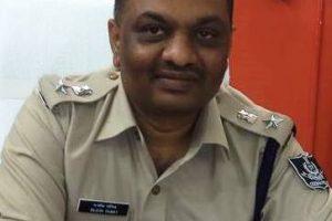 Sri Rajesh Pandit, IPS