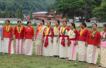 Nyishi Tribe's Women