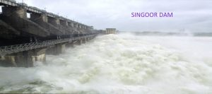 View of Singoor Project, Pulkal