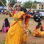 Cultural programs by students