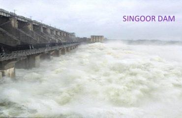 View of Singoor Project, Pulkal
