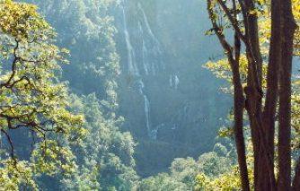 Danpuri fall