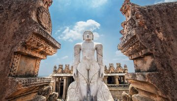 Shravanabelagola Temple