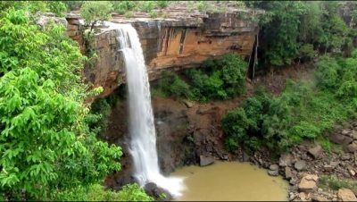 Gudahandi Water Fall