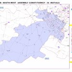 Matiala Assembly Constituency Map
