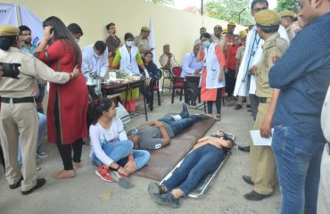 First Aid to_Victims