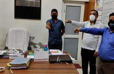 Dwarka Office pleadge1