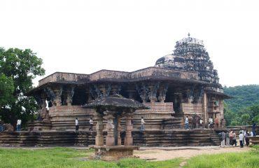 Temple ramappa