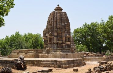 Ancient Temple architecture & stones at Maheshpur