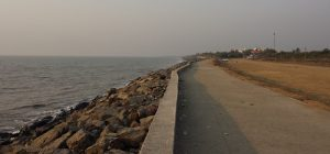 Tithal Beach at Valsad district