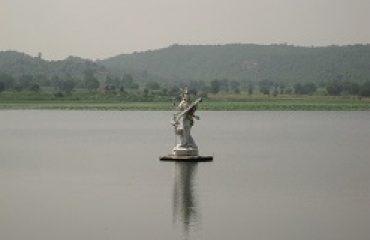 AshokSagar Lake