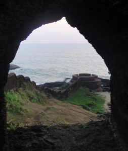 Bekal Fort (View from the Fort)