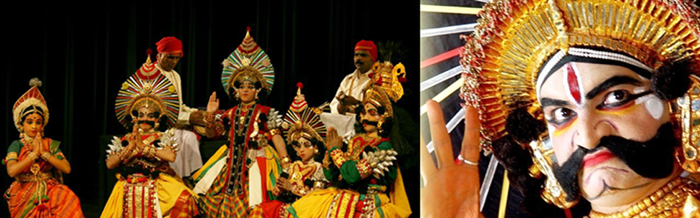 Yakshagana - Popular Folk Drama