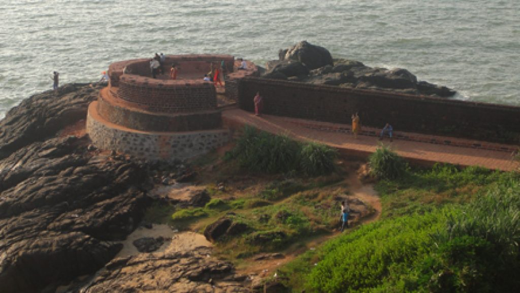 Bekal Fort - Largest Fort in Kerala