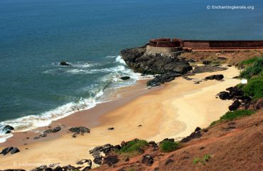 Bekal Fort (Beach view)