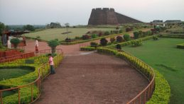 Bekal Fort ( Inside view)