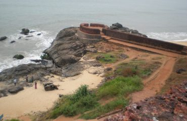 Bekal Fort ( Birds-eye View)