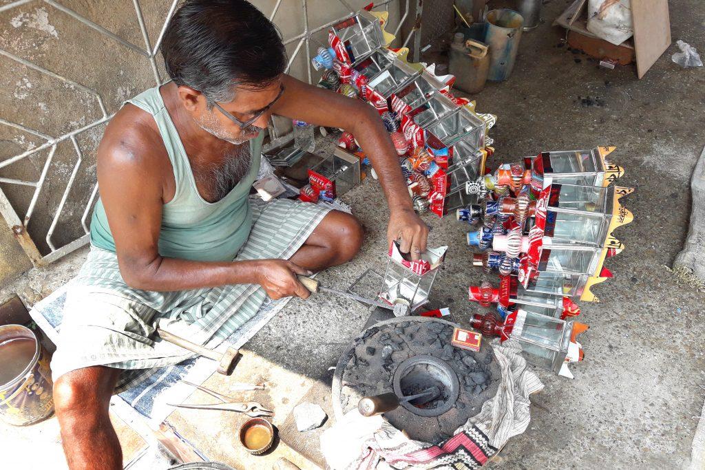 Bishnupuri hand made Lonthon